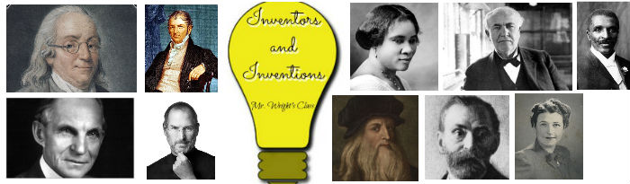 Inventors and Inventions Research