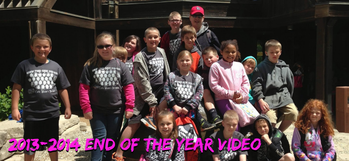End of the Year Video 2013-2014
