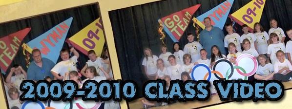 2009-2010 Class Video