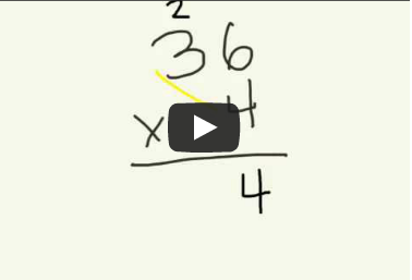 Multiply 2-Digit by 1-Digit Numbers
